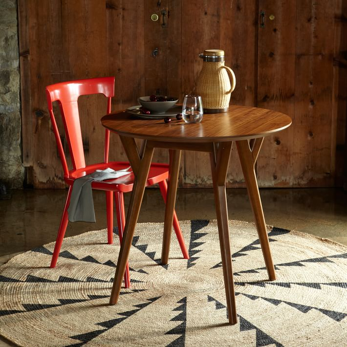 West Elm Bistro Table