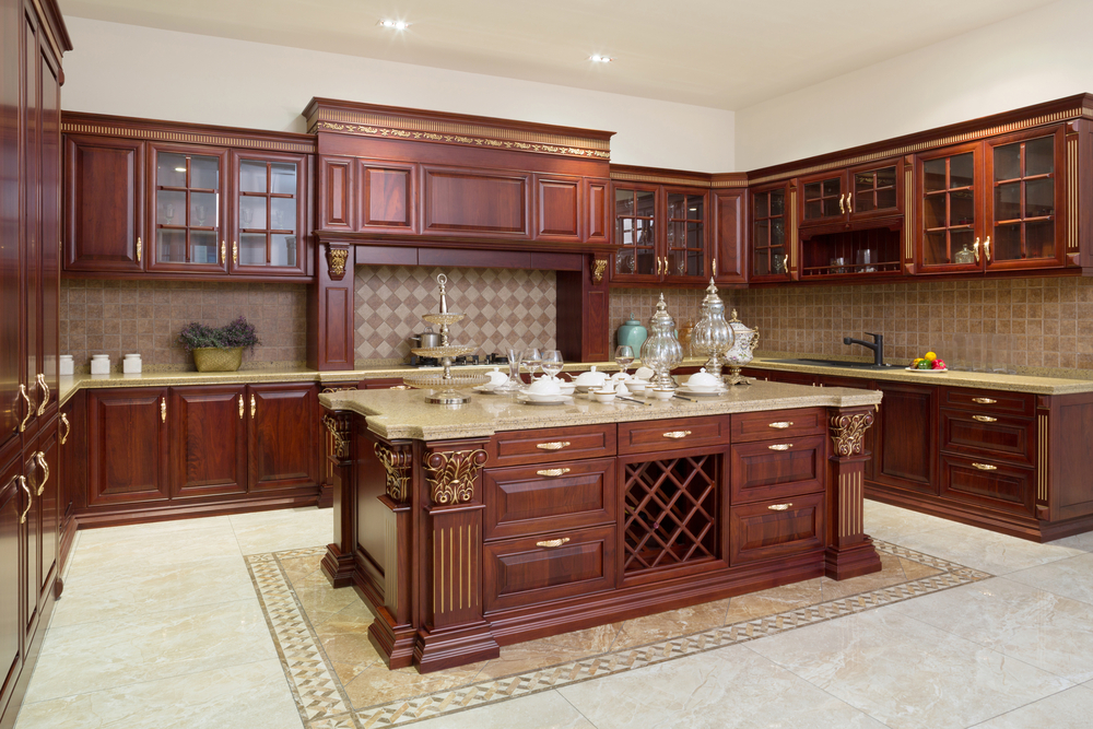 Kitchen home stage