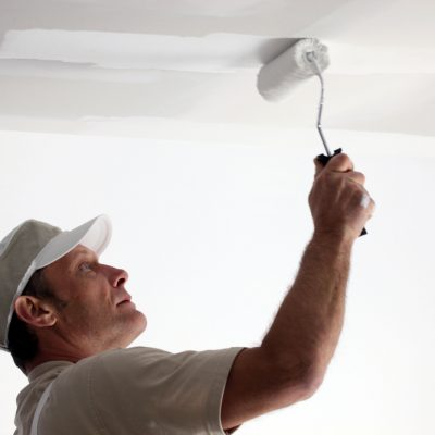 Painting the Ceiling…