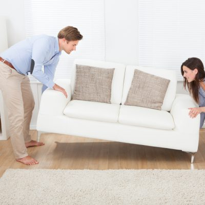 Reposition Your Furniture