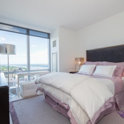A Heavenly Bedroom…With a Magnificent View!