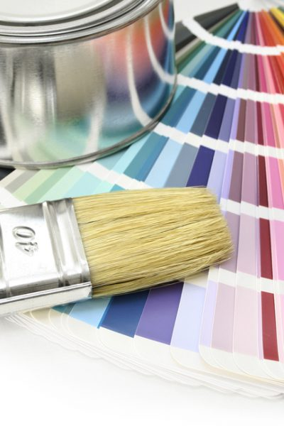 Paint color deck